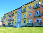 Strážovice, prodej bytu 2+kk, balkon 65m² - byt - Byty Hodonín