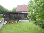 Študlov u Vítějevsi - rekreační chata 53 m2, zahrada 928 m2 - chata - Domy Svitavy