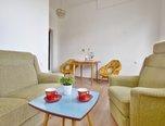 Brno - Žabovřesky, pronájem bytu OV 3+1, 100 m2, zahrada - byt - Byty Brno