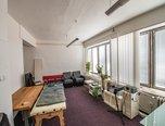 Brno - Střed, pronájem kanceláře, 39m2,  kuchyň, vybavení – komerce - Komerční Brno