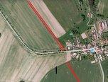 Bousín, orná půda 23.675m2, soubor rovinatých zemědělských pozemků  - pozemek - Pozemky Prostějov