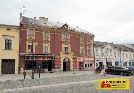 Prodej komerčních prostor v lokalitě Holešov, okres Kroměříž - obrázek č. 1