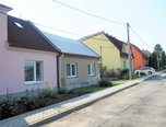 Lutín - Třebčín, RD 3+1, garáž, dvůr se zahrádkou - rodinný dům - Domy Olomouc