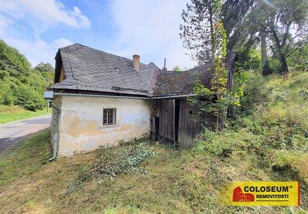 Prodej domu v lokalitě Pohledy, okres Svitavy - obrázek č. 1