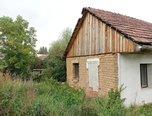 Prosetín, RD 2+kk, 60 m2, pozemek 163 m2, podsklepený, započatá rekonstrukce - rodinný dům - Domy Žďár nad Sázavou