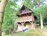 Sloupnice - chata 2+KK, 31 m2, les 2096 m2 - chata - Domy Svitavy