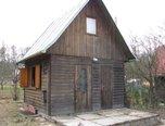 Prštice, chata 2+kk, CP 476m2 - zahrada, chata - Domy Brno-venkov