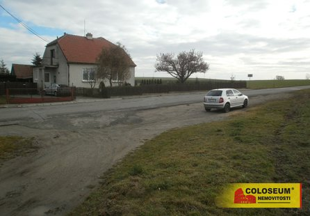 Prodej pozemku v lokalitě Lipovec, okres Blansko - obrázek č. 1