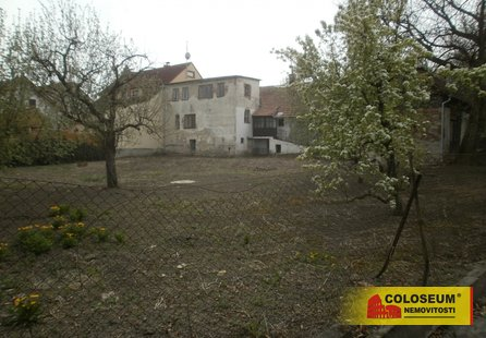 Prodej pozemku v lokalitě Rájec-Jestřebí, okres Blansko - obrázek č. 1