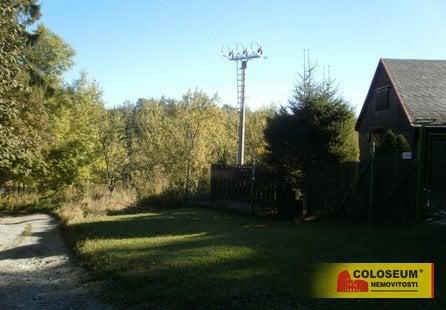 Prodej pozemku v lokalitě Lysice, okres Blansko - obrázek č. 1