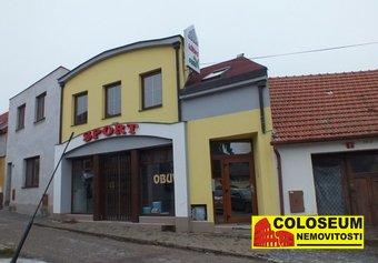 Pronájem komerčních prostor v lokalitě Ivančice, okres Brno-venkov - obrázek č. 1
