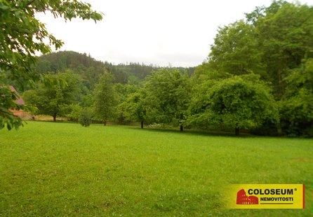 Prodej pozemku v lokalitě Doubravice nad Svitavou, okres Blansko - obrázek č. 1