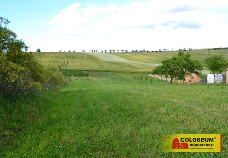 Prodej pozemku v lokalitě Svatoslav, okres Brno-venkov - obrázek č. 1
