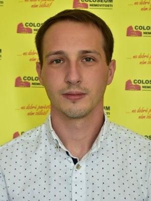 Bc. Dominik Frydrych