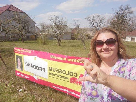 pozemek v obci Pyšel