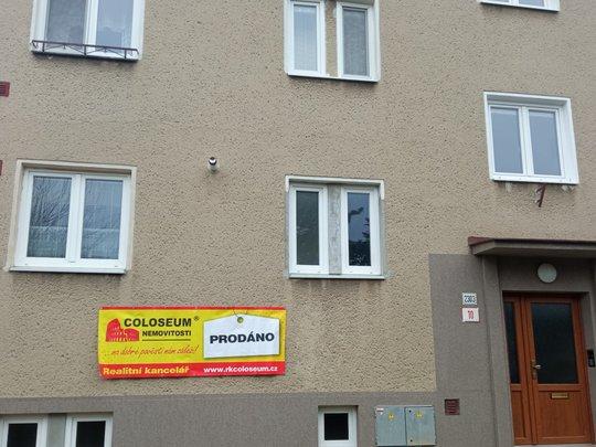 Byt v BV Olbrachtova 10