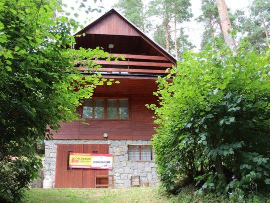 Překrásná chata v Koněšíně byla prodaná za 14 dní