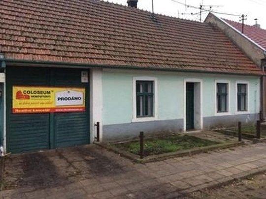 Rodinný dům 4+1 Charvátská Nová Ves