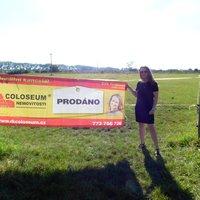Makléřka p. Krejčová prodala zároveň dva navazující pozemky a dohodla dobrou cenu pro obě strany. - obrázek č. 1