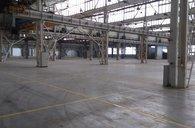 Pronájem halových prostor 3 000 m2 Ostrava