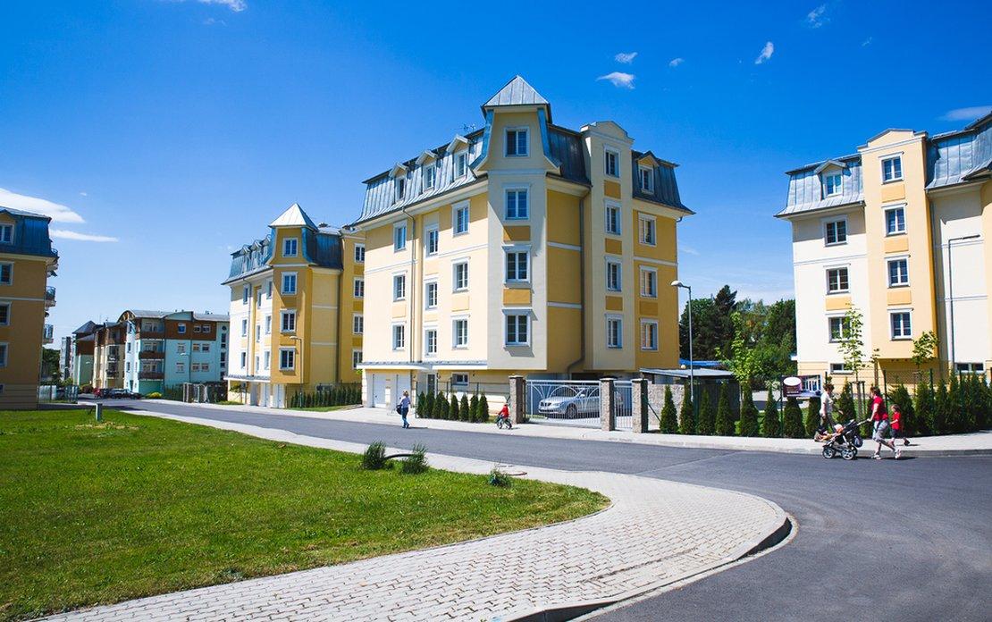 Bytový komplex Třešňovka