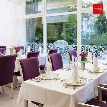 Prodej zavedené restaurace v lázeňském centru Mariánských Lázní