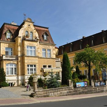 Продажа | Семейный отель в центре Марианских Лазней