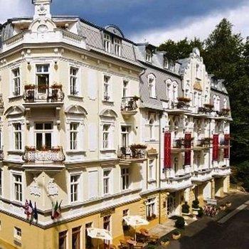 Продажа |Отель в центре Марианских Лазней, 300 м. от коллонады