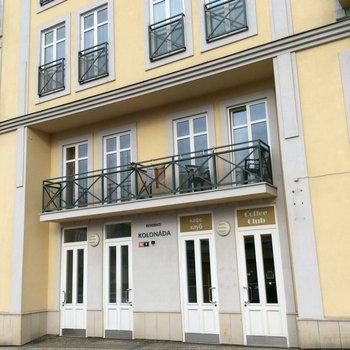 Продажа квартиры 1+кк в центре курорта на улице Масарикова