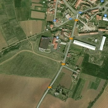 Sale, Land For a commercial building, 32759m² - Očihov