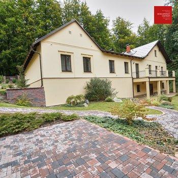 Prodej luxusní vily | ulice Chopinova | Mariánské Lázně