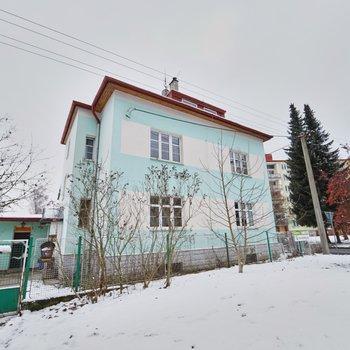 Prodej rodinného domu v Polní ulici | Úšovice | Mariánské Lázně