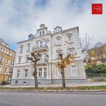 Дизайнерская квартира в центре курорта 3 минуты до главной коллонады на улице Карловарская