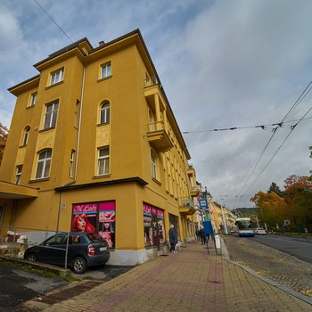 Prodej bytu 2+1 na Hlavní třídě | Mariánské Lázně