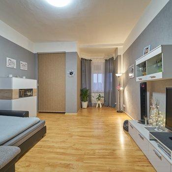 Prodej bytu 4+1 v centru města na ul. Husova | Mariánské Lázně