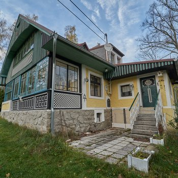 Prodej rodinného domu v obcí Popovice u Teple
