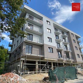 Продажа квартиры 2+кк в новом проекте Green Garden Марианские Лазни | 53 м2 + балкон 6 м2
