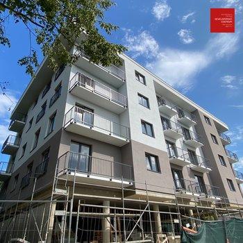 Prodej bytu 2+kk v novém developerském projektu Green Garden Mariánské Lázně|53 m2 + balkon 4 m2