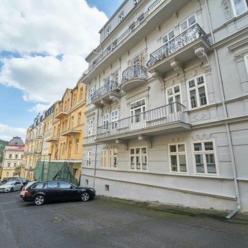 Prodej bytu 5+1 na ulici Mladejovského | Mariánské Lázně