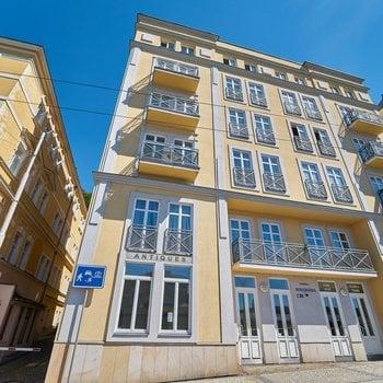 Prodej bytu 1+kk na ulici Masarykova | Mariánské Lázně