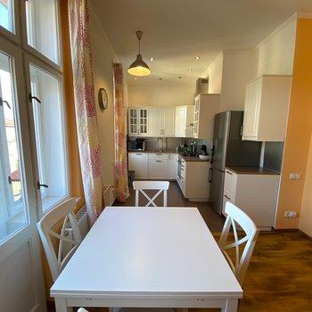 Pronájem bytu 4+kk v centru města Mariánské Lázně | Hlavní třída