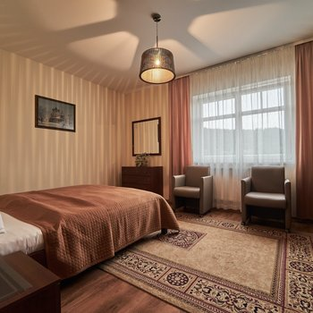 Продажа небольшого отеля в центральной части города Марианские Лазни