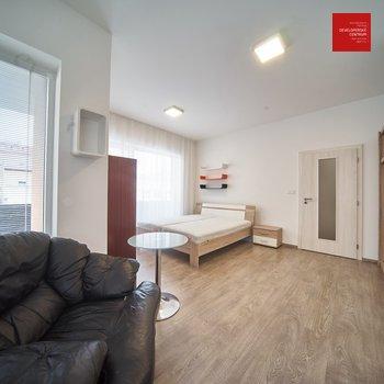 K pronájmu byt 1+kk v centru města | ul. Dvořákova