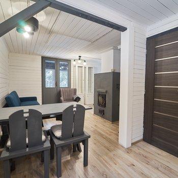 Prodej menšího rodinného domu na samotě 10 min od Mariánských Lázní