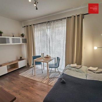 Аренда| 1-а комнатная квартира | Резиденция Дворжакова 4 | Новостройка