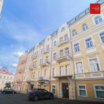 Prodej bytu 2+kk na ulici Mladejovského   Mariánské Lázně