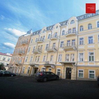 Продажа 1 комнатной квартиры (1+1) на улице Младейовского - Mariánské Lázně