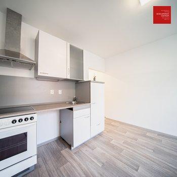 Pronájem bytu 1+1, na ulici Za Tratí | Mariánské Lázně