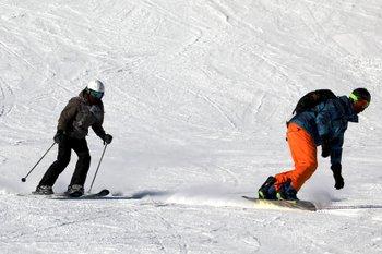 Где покататься на лыжах или сноуборде