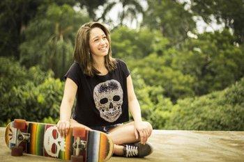 Skateboard a inline